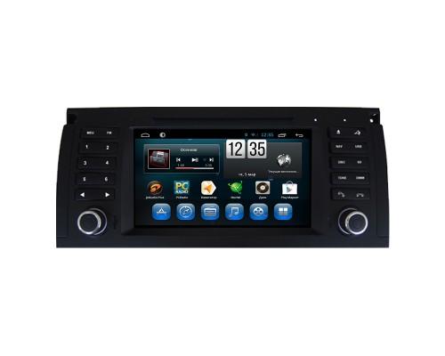 Штатная магнитола FarCar Kaier s180 для BMW E39, E53, E38 на Android 4.4 (q082)