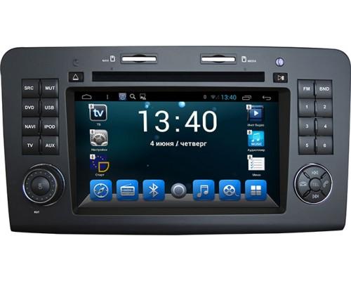 Штатное головное устройство DS-7092HD для автомобилей MERCEDES-BENZ ML/GL