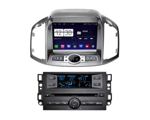 Штатная магнитола FarCar s160 для Chevrolet Captiva 2012+ на Android (m109)
