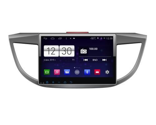 Штатная магнитола FarCar s160 для Honda CR-V IV на Android (m469)