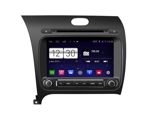 Штатная магнитола FarCar s160 для Kia Cerato 2013+ на Android (m280)