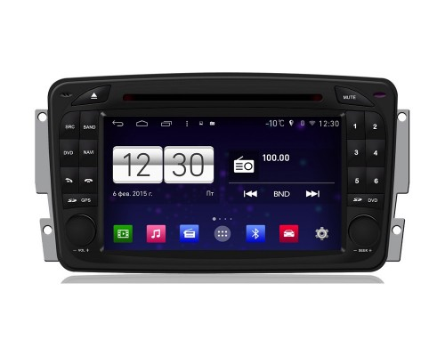 Штатная магнитола FarCar s160 для Mercedes Benz C, CLK, G, Vito, Vaneo, Viano на Android (m171)