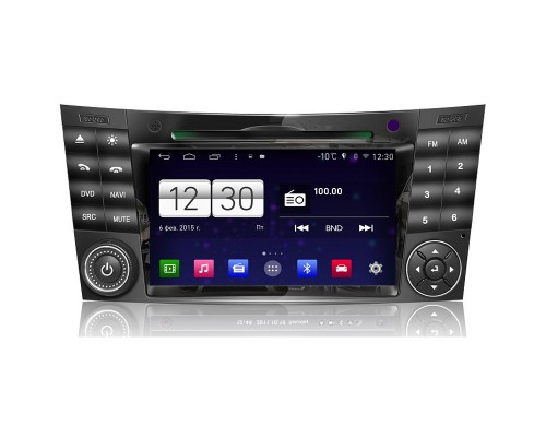 Штатная магнитола FarCar s160 для Mercedes E (w211), CLS (c219) на Android (m090)