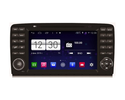 Штатная магнитола FarCar s160 для Mercedes R-class (w251) на Android (m215)