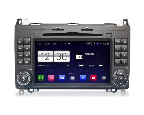 Штатная магнитола FarCar s160 для Mercedes-Benz A ,B, Sprinter, Viano ,VW Crafter на Android (m068)