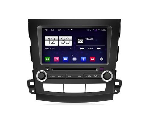 Штатная магнитола FarCar s160 для Mitsubishi Outlander XL, Citroen C-Crosser, Peugeot 4007 на Android (m056)