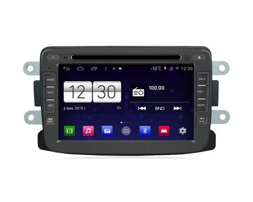 Штатная магнитола FarCar s160 для Renault Duster, Sandero, Logan, Lada XRAY на Android (m157)