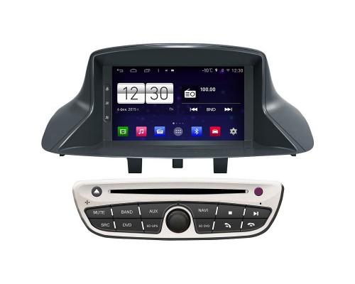 Штатная магнитола FarCar s160 Renault Megane, Fluence на Android (m145)