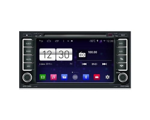 Штатная магнитола FarCar s160 для VW Touareg, Multivan на Android (m042)