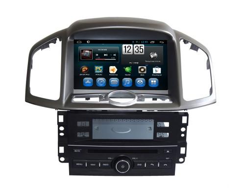 Штатная магнитола FarCar s210 для Chevrolet Captiva 2012+ на Android (Q109)