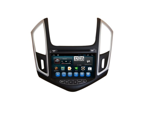 Штатная магнитола FarCar s210 для Chevrolet Cruze 2013+ на Android (Q261)