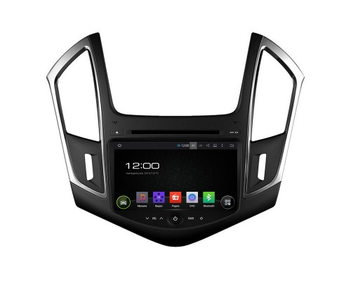 Штатная магнитола FarCar s130 для Chevrolet Cruze 2013+ на Android (R261)