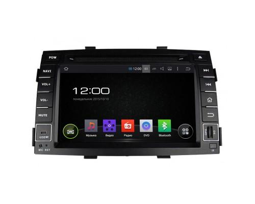 Штатная магнитола FarCar s130 для Kia Sorento на Android (R041)
