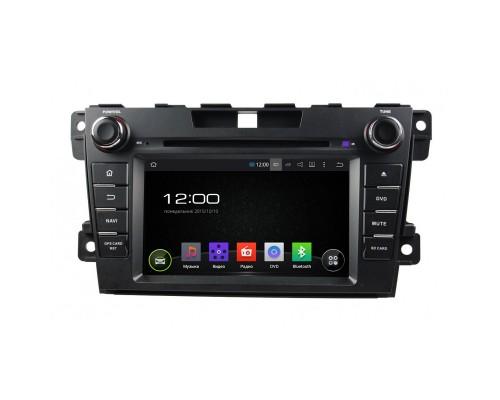 Штатная магнитола FarCar s130 для Mazda CX-7 на Android (R097)