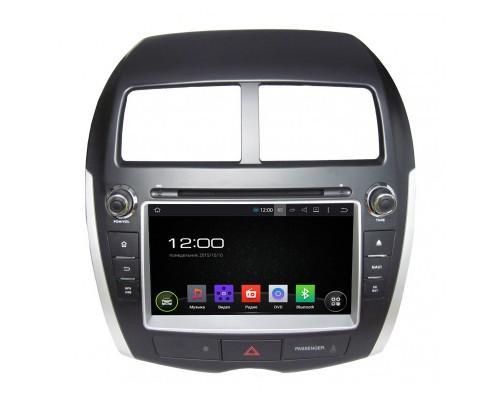 Штатная магнитола FarCar s130 для Mitsubishi Asx, Peugeot 4008, Citroen Aircross на Android (R026)
