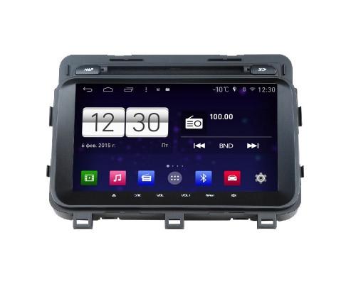 Штатная магнитола FarCar s160 для Kia Optima на Android (m345)