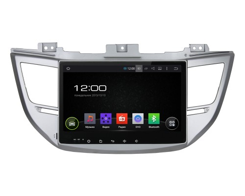 Штатная магнитола FarCar s130 для Hyundai Tucson, Ix35 2015 на Android (R546)