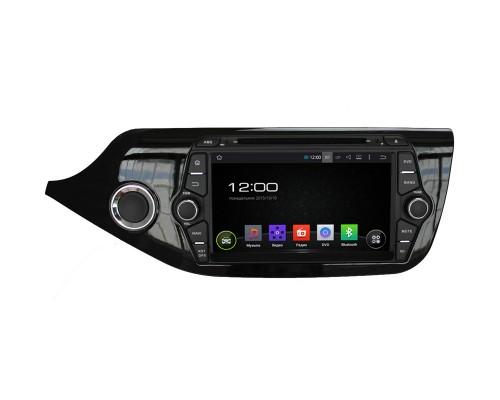 Штатная магнитола FarCar s130 для Kia Ceed 2012+ на Android (R216)