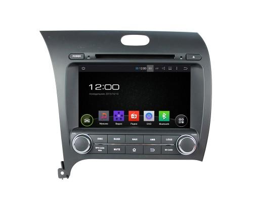 Штатная магнитола FarCar s130 для Kia Cerato 2013+ на Android (R280)