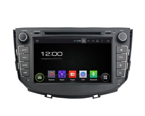 Штатная магнитола FarCar s130 для Lifan X60 на Android (R198)