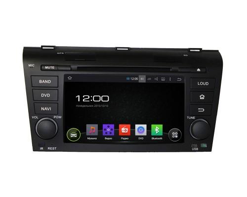 Штатная магнитола FarCar s130 для Mazda 3 2004-2009 на Android (R161)