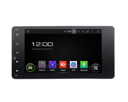 Штатная магнитола FarCar s130 для Mitsubishi Outlander, ASX, Lancer X, Pajero Sport, L200, Pajero 4 на Android (R230)