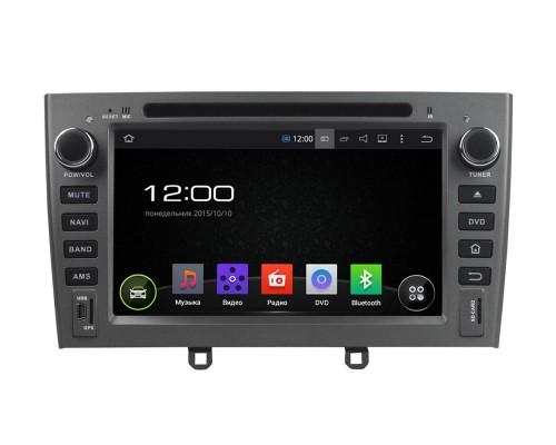 Штатная магнитола FarCar s130 для Peugeot 308/408 на Android (R083)