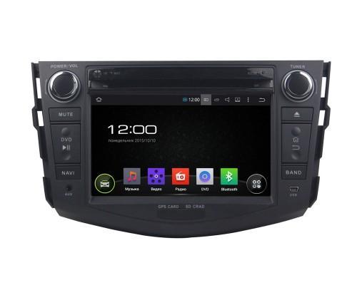 Штатная магнитола FarCar s130 для Toyota RAV-4 2006-2012 на Android (R018)