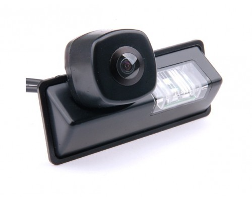 Камера заднего вида для Nissan Almera (G15) 2013+, Paladin, Tiida Sedan, Cefiro, Maxima, Teana (2006-2017)