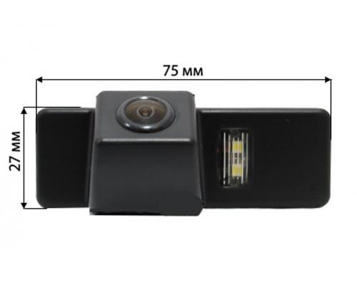 Камера заднего вида для Nissan Juke, Patrol (Y62) 2010+, Pathfinder, Note, X-Trail T31, Qashqai