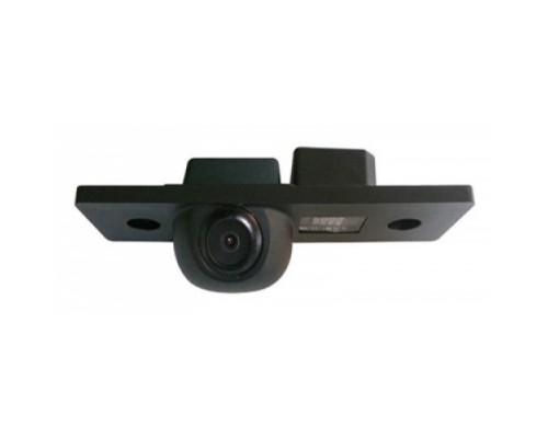 Камера заднего вида для Skoda Octavia (A4,A5), Octavia Tour, Roomster