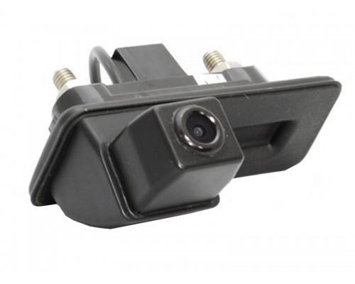 Камера заднего вида для Skoda Roomster, Octavia A5, A7, Fabia, Superb, Yeti, в ручку багажника