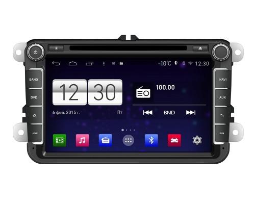 Штатная магнитола FarCar s160 для Volkswagen, Skoda, Seat на Android (m370)
