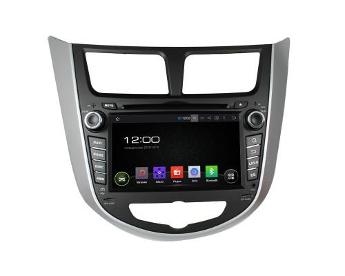 Штатная магнитола FarCar s130 для Hyundai Solaris 2010+ на Android (R067)