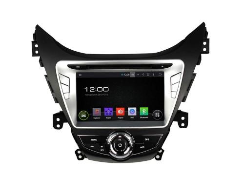 Штатная магнитола FarCar s130 для Hyundai Elantra 2011-2013 на Android (R360)