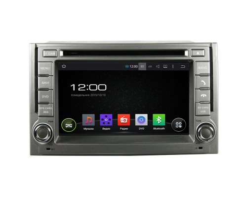 Штатная магнитола FarCar s130 для Hyundai Starex H1 2007+ на Android (R233)