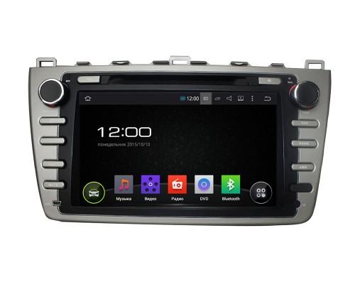 Штатная магнитола FarCar s130 для Mazda 6 (2007-2012) на Android (R012)
