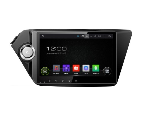 Штатная магнитола FarCar s130 для Kia Rio на Android (R106BS)