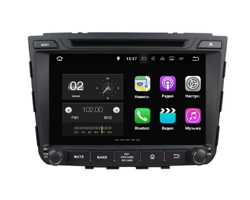 Штатная магнитола FarCar s130+ для Hyundai Creta на Android (W407)