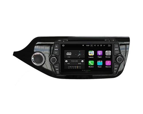 Штатная магнитола FarCar s130+ для Kia Ceed 2012+ на Android (W216)